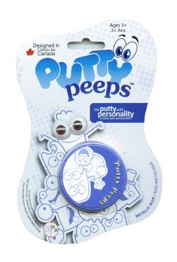 PUTTY PEEPS -  BLUE -  METALLIC COLORS
