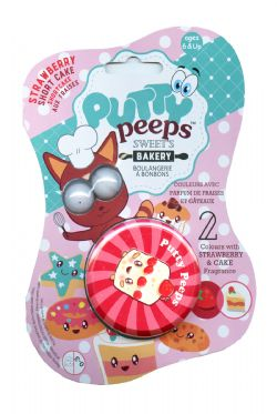 PUTTY PEEPS -  STRAWBERRY SHORTCAKE -  SWEET'S BAKERY