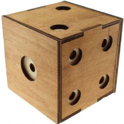 PUZZLE MASTER -  DICE BOX PUZZLE (LEVEL 9)