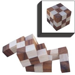 PUZZLE MASTER -  RATTLER (LEVEL 8)