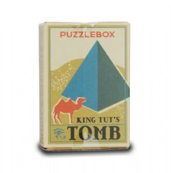 PUZZLEBOX -  KING TUT'S TOMB