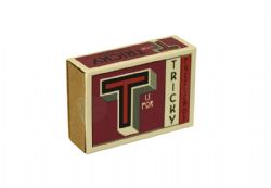 PUZZLEBOX -  T IS FOR TRICKY