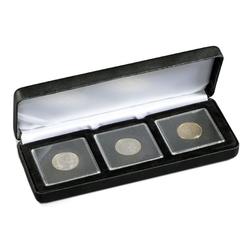 QUADRUM -  NOBILE CASE FOR 3 QUADRUM COIN CAPSULES