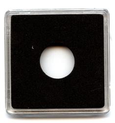 QUADRUM -  SQUARE CAPSULES FOR 17 MM COINS (PACK OF 10)