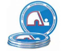 QUEBEC NORDIQUES -  4 PACK COASTER SET