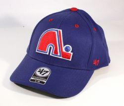 QUEBEC NORDIQUES -  BLUE CAP