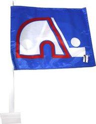 QUEBEC NORDIQUES -  CAR FLAG