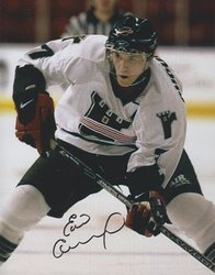QUEBEC REMPARTS -  SIGNED ERIC CHOUINARD PHOTO (8X10)