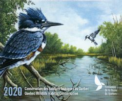 QUEBEC WILDLIFE HABITAT CONSERVATION -  2020