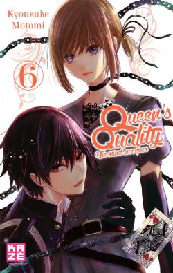 QUEEN'S QUALITY -  THE MIND SWEEPER 06