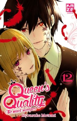 QUEEN'S QUALITY, THE MIND SWEEPER -  (FRENCH V.) 12