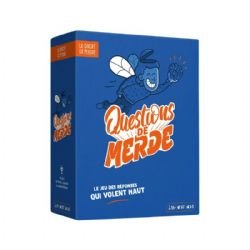 QUESTIONS DE MERDE -  BASE GAME (FRENCH)