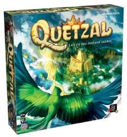 QUETZAL -  BASE GAME (FRENCH)