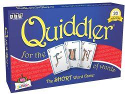 QUIDDLER -  QUIDDLER - THE SHORT WORD GAME
