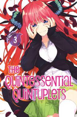 QUINTESSENTIAL QUINTUPLETS, THE -  (ENGLISH V.) 03