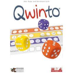 QWINTO -  BASE GAME (ENGLISH)