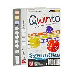 QWINTO -  CARNET DE SCORE (FRENCH)