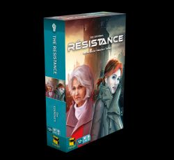 RÉSISTANCE -  BASE GAME (FRENCH)