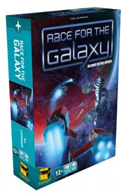 RACE FOR THE GALAXY -  BASE GAME (FRENCH)