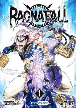 RAGNAFALL -  LE MINERALD BRISÉ (FRENCH V.) 01
