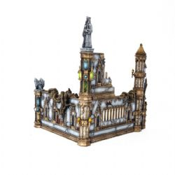 RAMPART MODULAR TERRAIN -  ETERNAL CATHEDRAL CORE SET (ENGLISH)