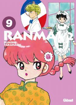 RANMA 1/2 -  (ÉDITION ORIGINALE) (FRENCH V.) 09