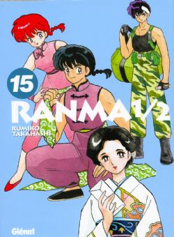RANMA 1/2 -  (ÉDITION ORIGINALE) (FRENCH V.) 15