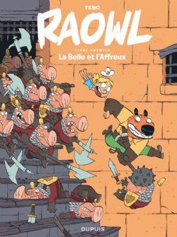 RAOWL -  LA BELLE ET L'AFFREUX 01