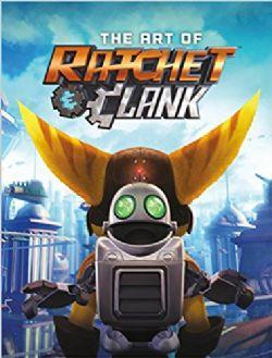 RATCHET & CLANK -  THE ART OF RACHET & CLANK