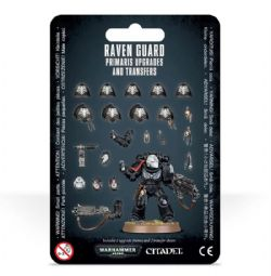 RAVEN GUARD -  PRIMARIS UPGRADES AND TRANSFERS
