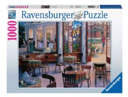 RAVENSBURGER -  A CAFÉ VISIT (1000 PIECES)