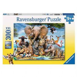 RAVENSBURGER -  AFRICAN FRIENDS (300 XXL PIECES) - 9+ -  XXL PIECE