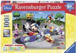 RAVENSBURGER -  AT THE SKATEPARK (100 PIECES XXL) - 6+