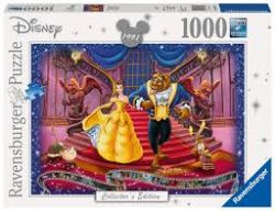 RAVENSBURGER -  BEAUTY AND THE BEAST (1000 PIECES)