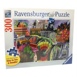 RAVENSBURGER -  BICYCLE GROUP (300 PIECES )
