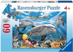 RAVENSBURGER -  CARRIBBEAN SMILE (60 PIECES) - 4+