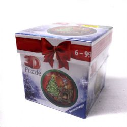 RAVENSBURGER -  CHRISTMAS TREE (56 PIECES) -  3D PUZZLE