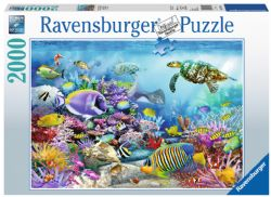 RAVENSBURGER -  CORAL REEF MAJESTY (2000 PIECES)