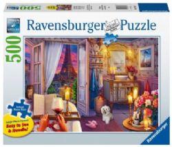 RAVENSBURGER -  COZY BATHROOM (500 PIECES)