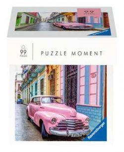 RAVENSBURGER -  CUBA (99 PIECES) -  PUZZLE MOMENT