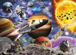 RAVENSBURGER -  EXPLORE SPACE (60 PIECES) - 4+