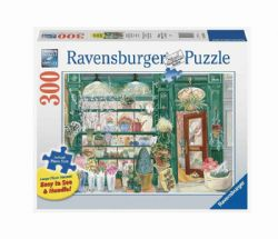 RAVENSBURGER -  FLOWER SHOP (300 PIECES) -  FORMAT PIECES LARGES