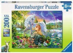 RAVENSBURGER -  GATHERING AT TWILIGHT (200 PIECES XXL) - 8+