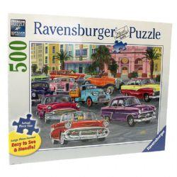 RAVENSBURGER -  HAVANNA AUTOFAHRT (500 PIECES)