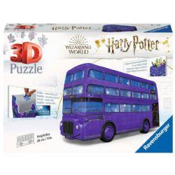 RAVENSBURGER -  KNIGHT BUS (216 PIECES) -  3D PUZZLE