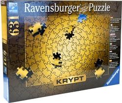 RAVENSBURGER -  KRYPT GOLD (631 PIECES)