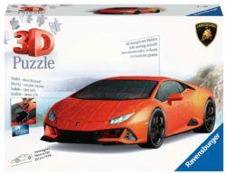RAVENSBURGER -  LAMBORGHINI (108 PIECES) -  3D PUZZLE