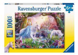RAVENSBURGER -  MAGICAL UNICORN (100 XXL PIECES) - 6+