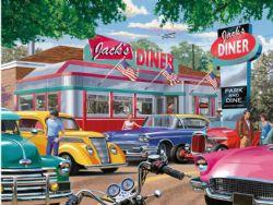 RAVENSBURGER -  MEET YOU AT JACK'S (750 PIECES)