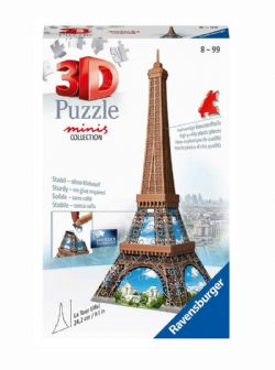 RAVENSBURGER -  MINI EIFFEL TOWER -  3D PUZZLE